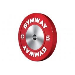 olimpijski teg 25 kg gym way