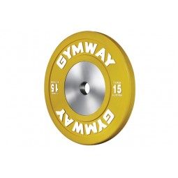 gumirani tegovi za klasično dizanje 15 kg gym way