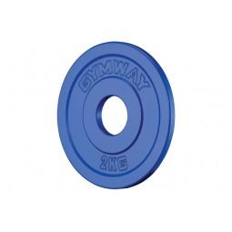 metalni tegovi 2 kg gym way