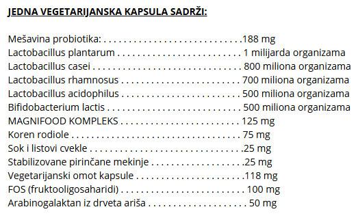 probiotik sastav